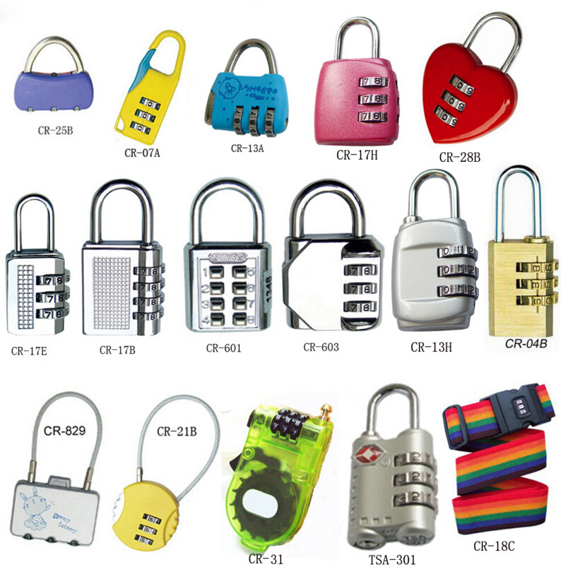 Combination Case Lock