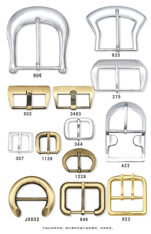 Bag Buckle Pin Fashion Metal Handbag